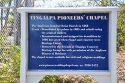 Tingalpa Christ Church Cemetery