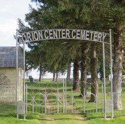Orion Center Cemetery