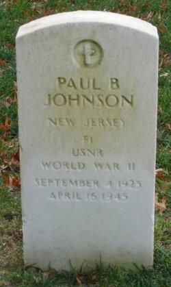 Paul Butler Johnson