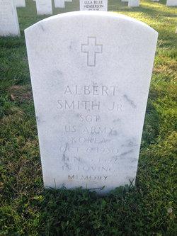 Albert Smith, Jr