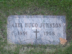 Axel Hugo Johnson