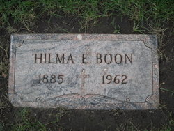 Hilma E. Boon