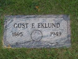 Gust F. Eklund