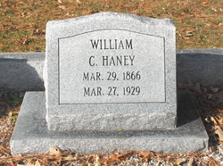 William Crayton Haney