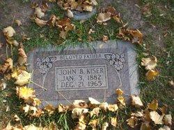 John Edward Kiser