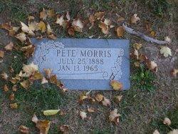 "Pete ""Peter Marely"" Morris"