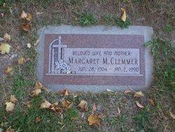 Margaret F. <I>Moakley</I> Clemmer