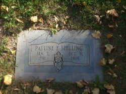 Sadie Pauline <I>Fuller</I> Shilling
