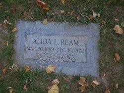 Alida M. <I>Blaisdale</I> Ream