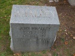Rev John Whalley