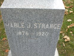 Mabel <I>Donelly</I> Strange