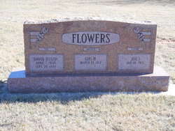 David Hulon Flowers
