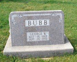 George W. Bubb