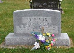 Harry Oscar Foresman