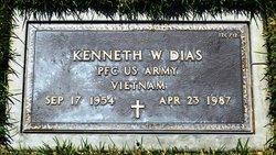 Kenneth W Dias