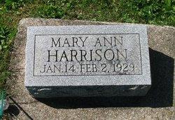 Mary Ann Harrison