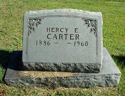 Hercy Eckles Carter