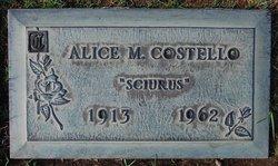 Alice Maria Costello
