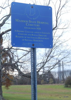 Madison State Hospital Cemetery
