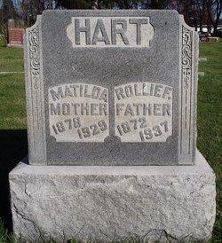 """Raleigh Ferber """"Rollie"""" Hart"""