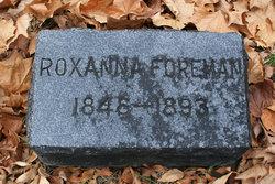 Roxanna Foreman