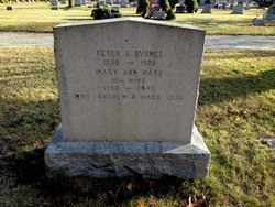 Mary Ann <I>Ward</I> Byrnes