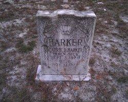 Carrie D Harker
