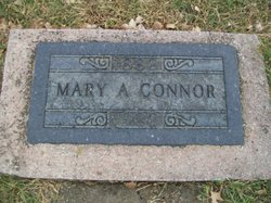 Mary A Connor
