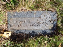 (Infant daughter) Bevins