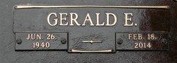 """Gerald E """"Gerry"""" Kistler"""