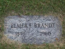 Elmer F. Brandt