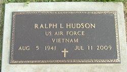 Ralph L Hudson