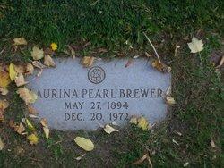 Laurina Pearl <I>Heward</I> Brewer