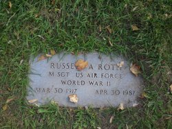 Russell A Roth