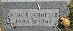 Veda <I>Reid</I> Schouler
