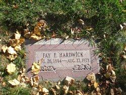 Anna Fay Hardwick