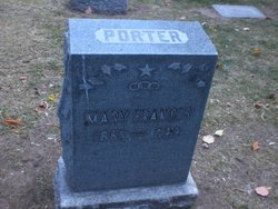 Mary Frances <I>Burger</I> Porter