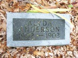 Alyda Juliet Anderson