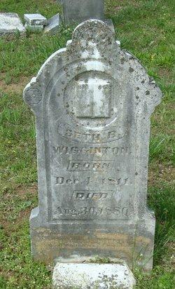 Seth B Wigginton