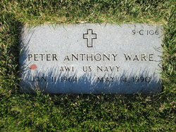 Peter Anthony Ware