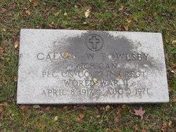 Calvin Bowlsby
