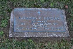 Spec Raymond Curtis Hetzler