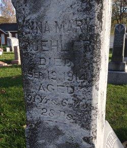 Anna Mary <I>Summ</I> Buehler