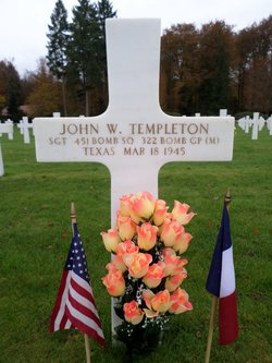 Sgt John Worth Templeton