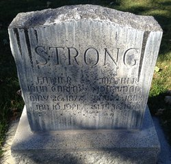 Ida Bell <I>Wood</I> Strong