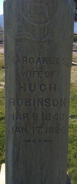Margaret <I>Stringfellow</I> Robinson