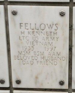 Harry Kenneth Fellows