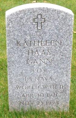 Kathleen Barbara Gann