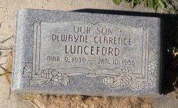 Dewayne Clarence Lunceford