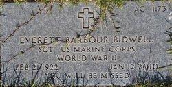 Everett Barbour Bidwell